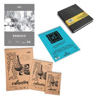 Cadernos de Desenho