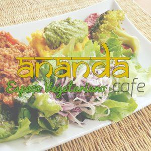 Ananda Café - Espaço 100% Vegetariano (apenas por encomendas, almoço e jantar, excepto Domingo)