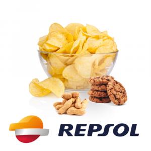 Batatas fritas e Snacks