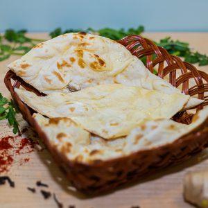 Naan & Rice
