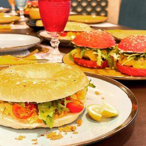 Hambúrgueres & Bagels